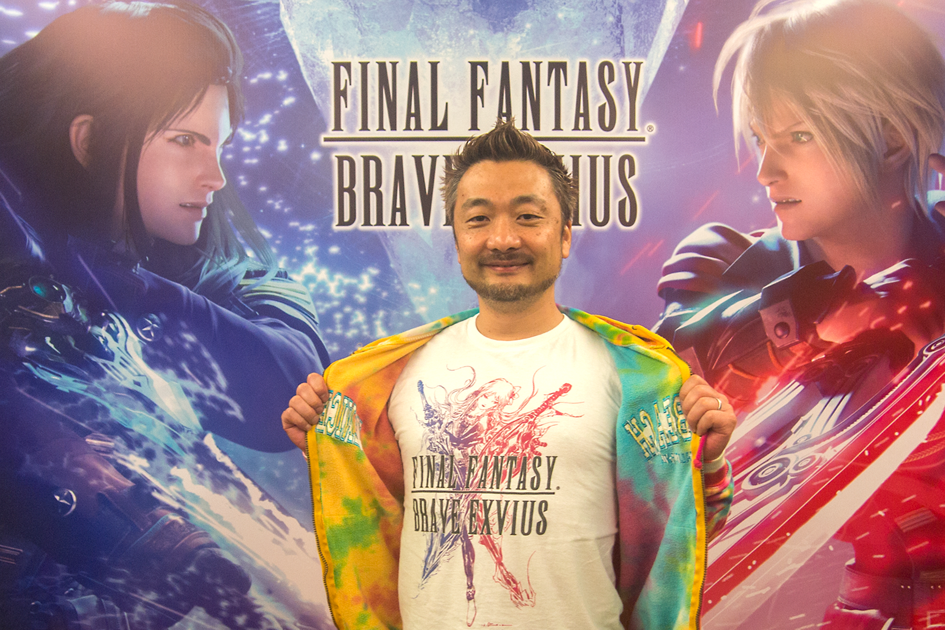 final fantasy brave exvius hiroki fujimoto