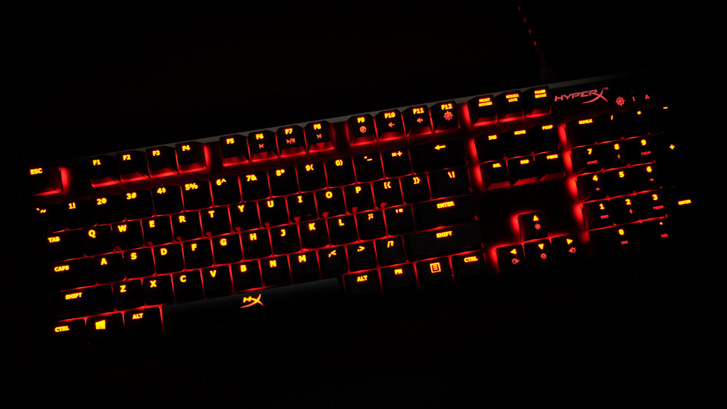 0d932ec23d6 HyperX Alloy FPS Gaming Keyboard Review: No, you don't need millions ...