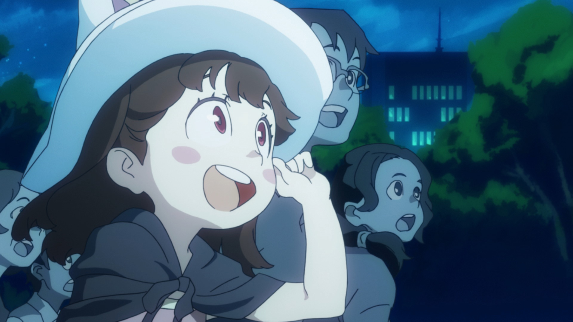 Little Witch Academia: Chamber of Time announce 06