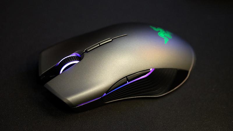 Razer Lancehead Gaming Mouse
