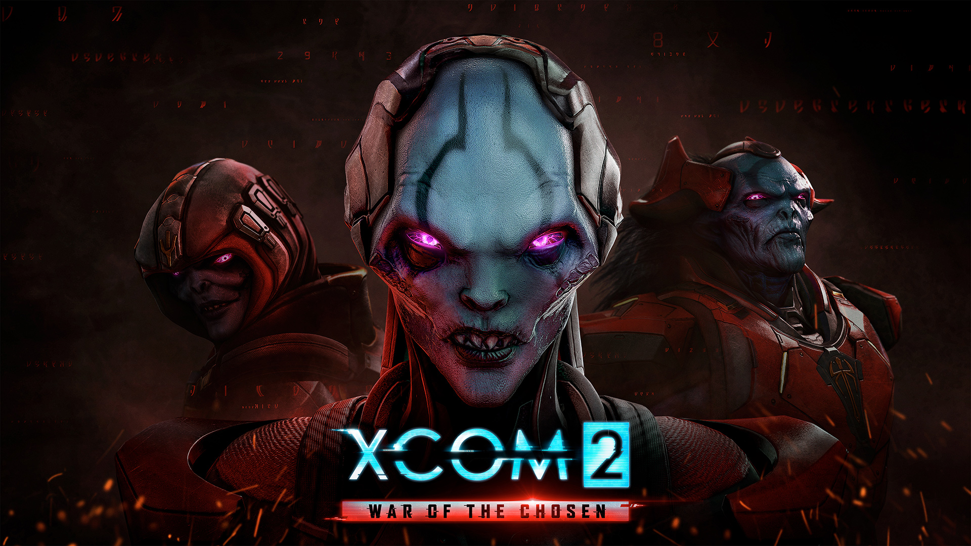 xcom 2 war of the chosen - key art