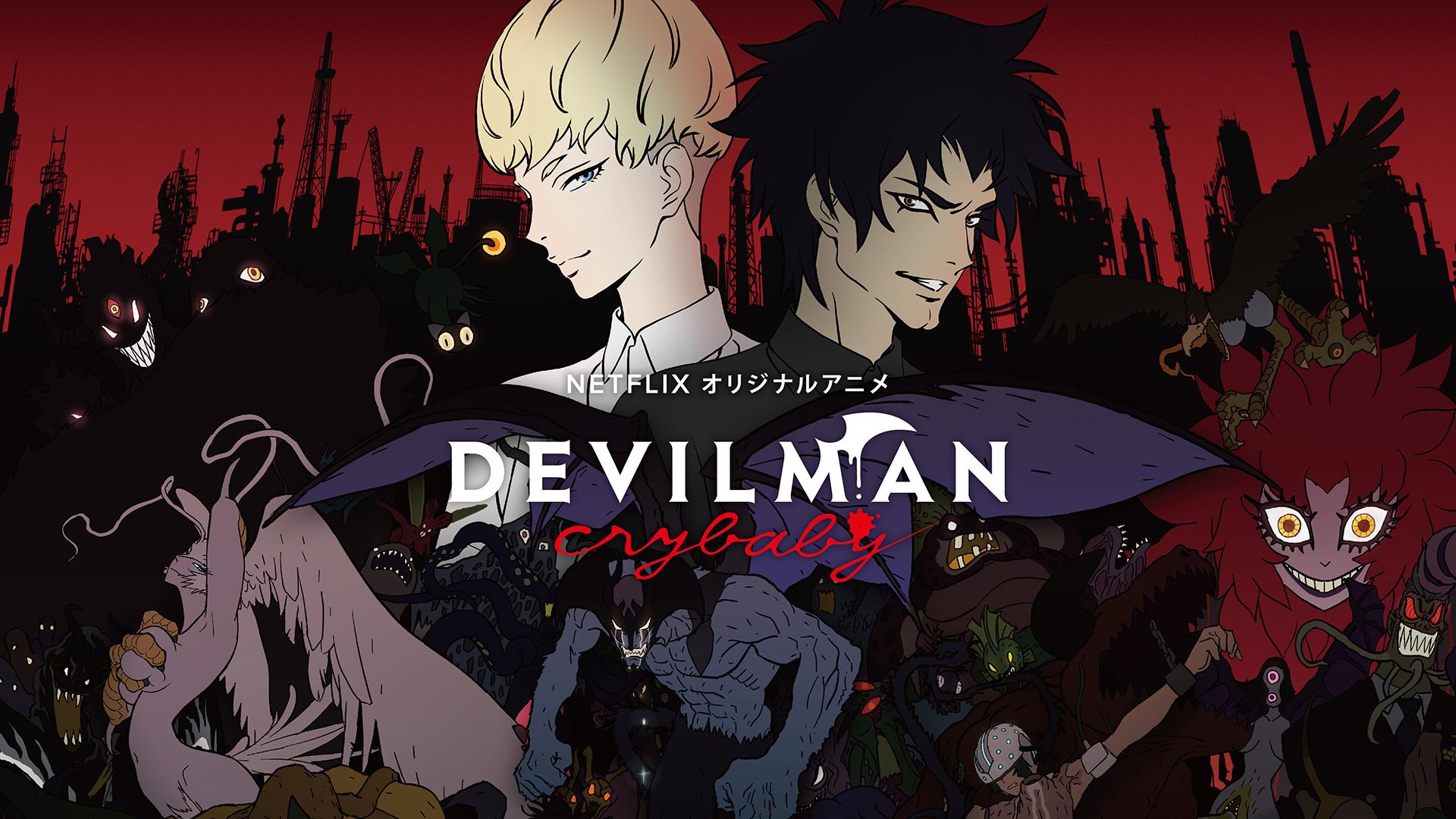 devilman crybaby review 01