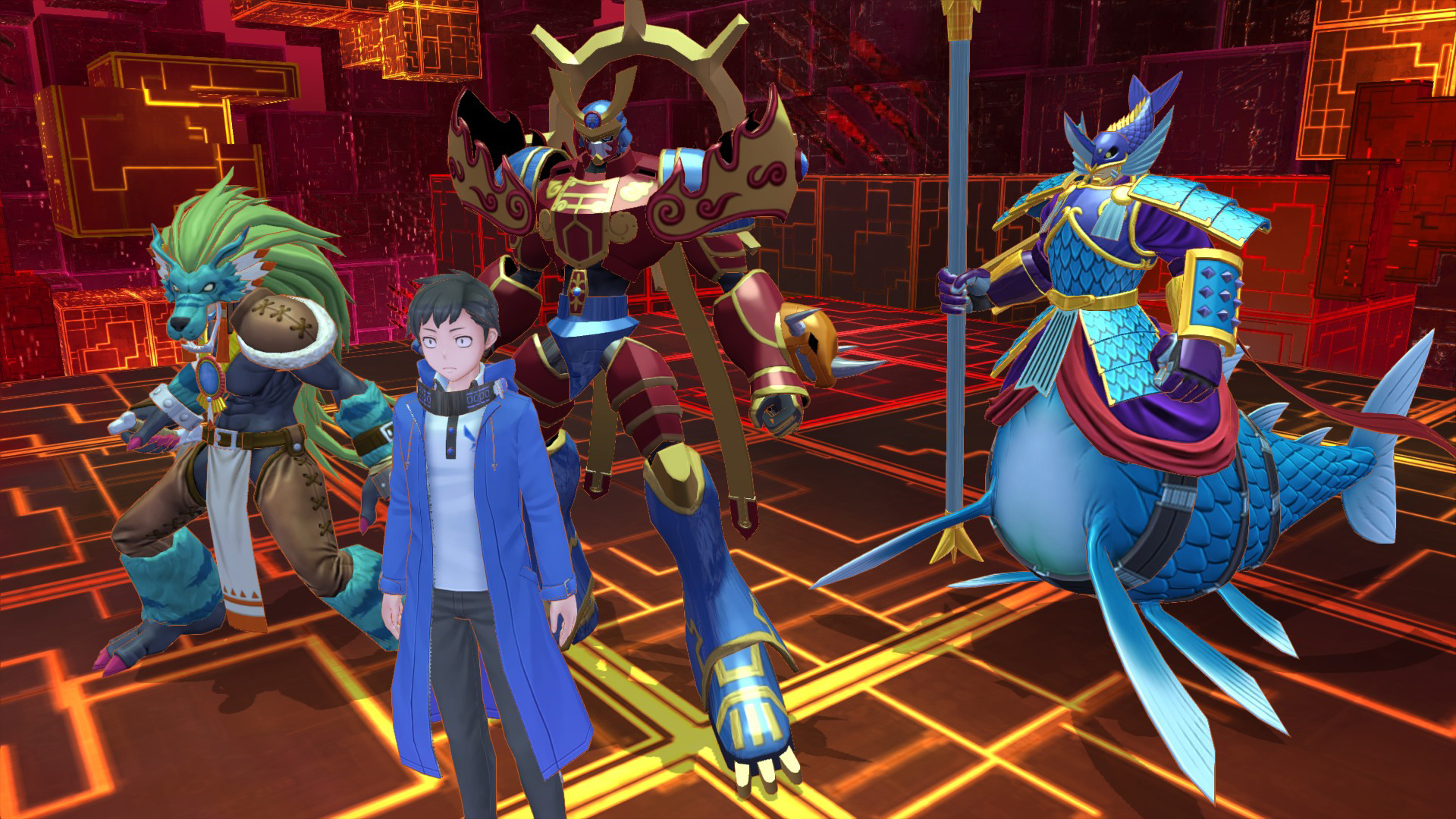Digimon Story: Cyber Sleuth - Hacker's Memory review 01