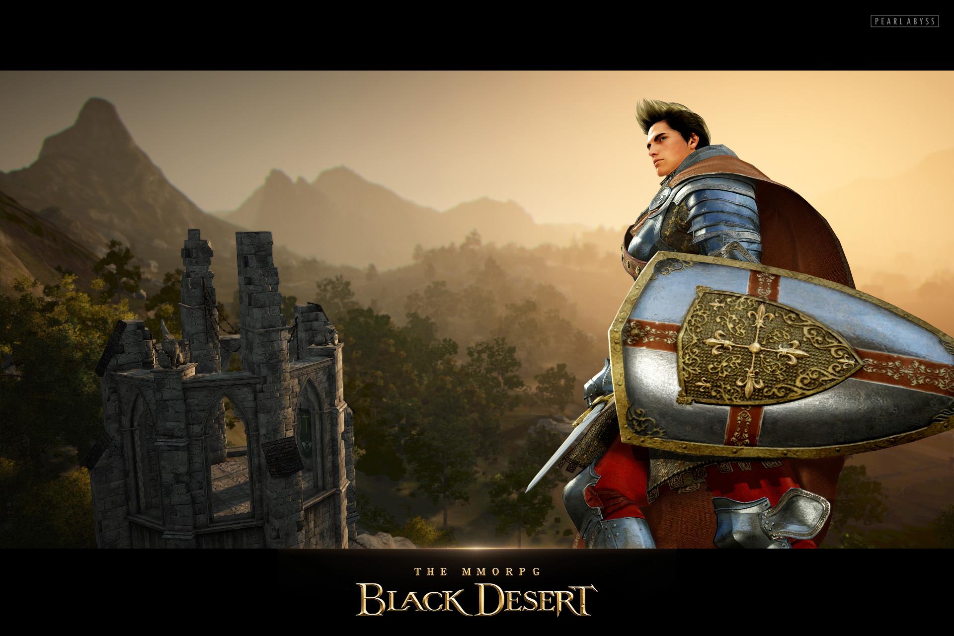 black desert online warrior