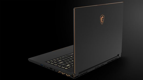 MSI Notebook GS65 Stealth Thin 01