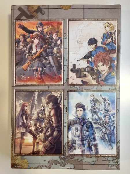 Valkyria Chronicles 4 - 10th Memorial Package - Package 04