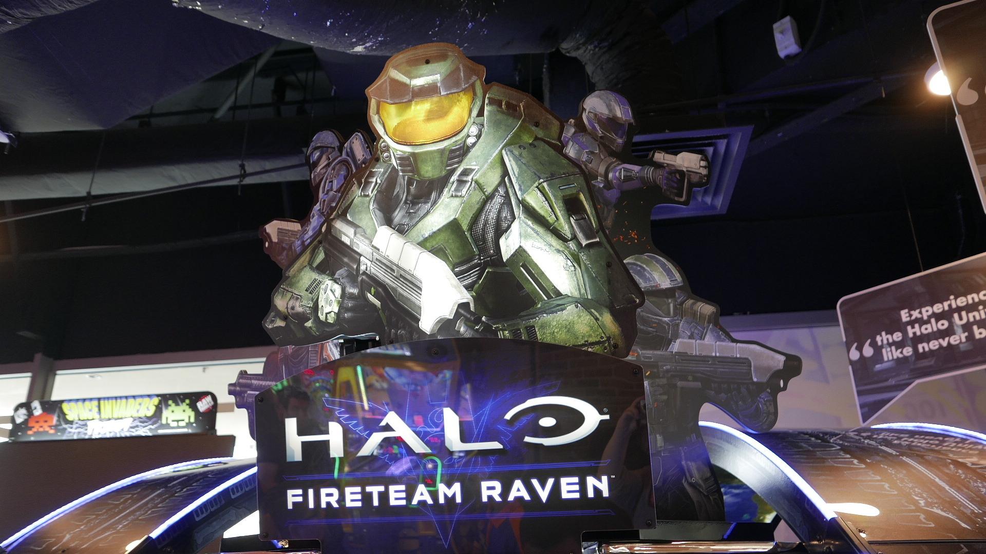 Halo: Fireteam Raven 30/07/18 01