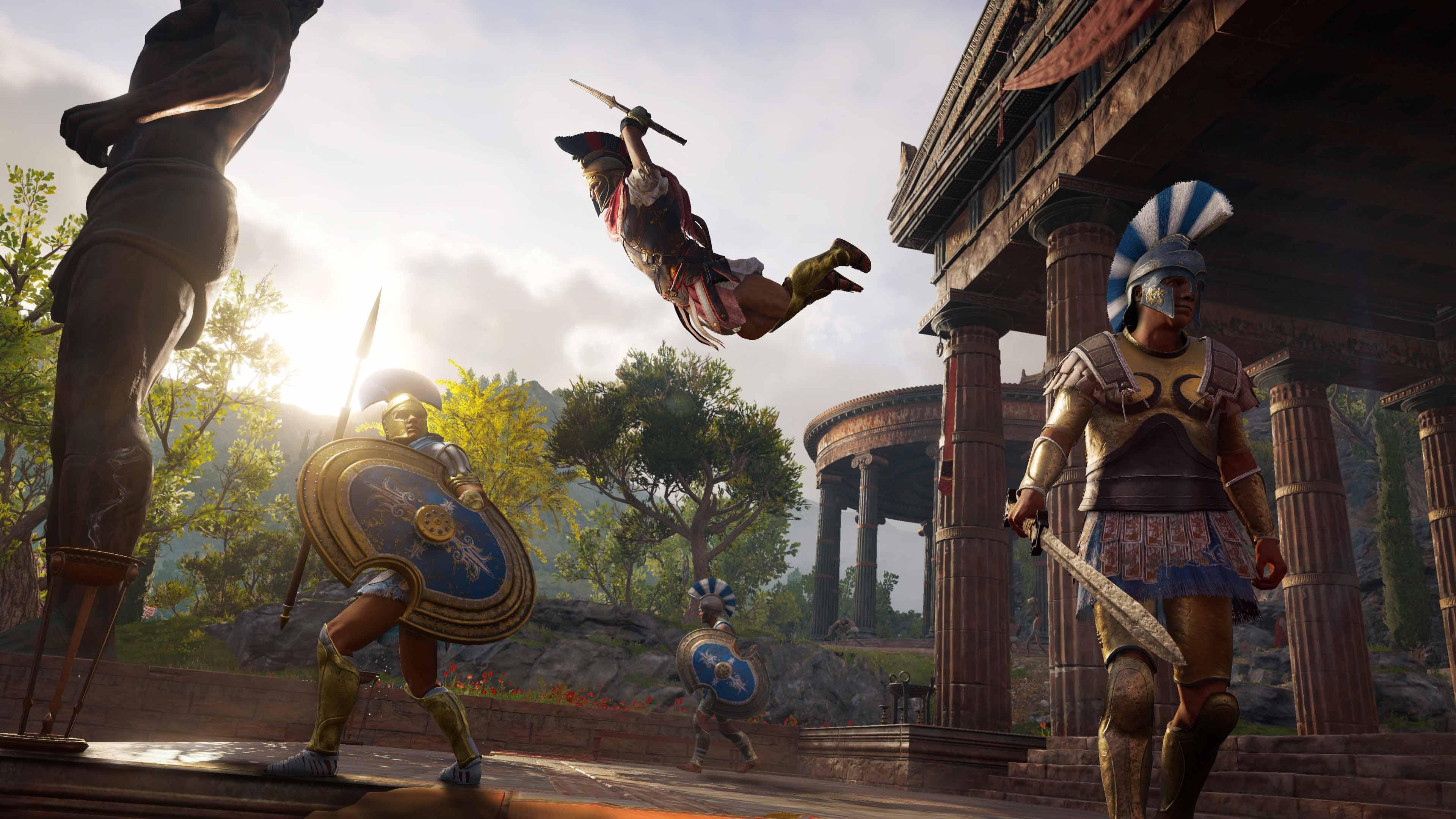 Assassin's Creed Odyssey - E3 2018 - 04