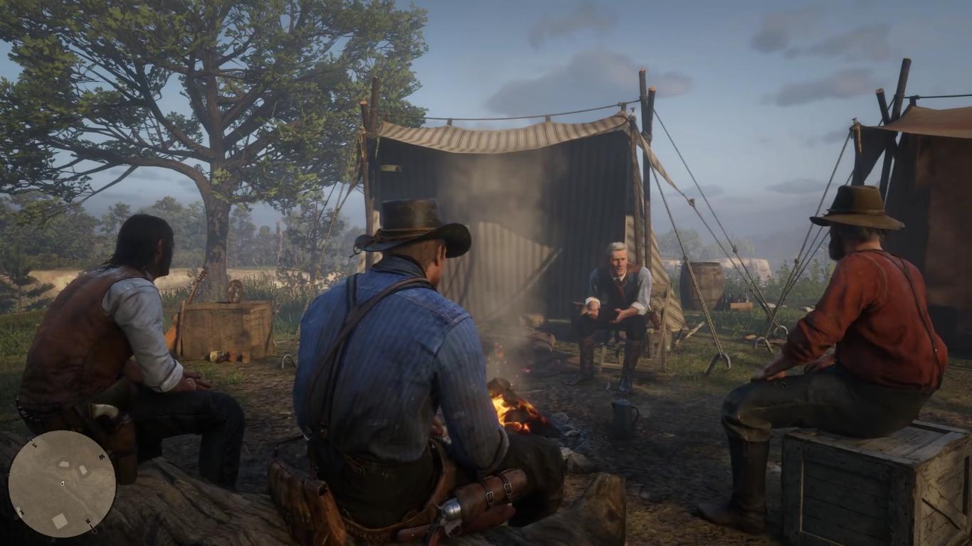 Red Dead Redemption 2 - Gameplay Trailer 05