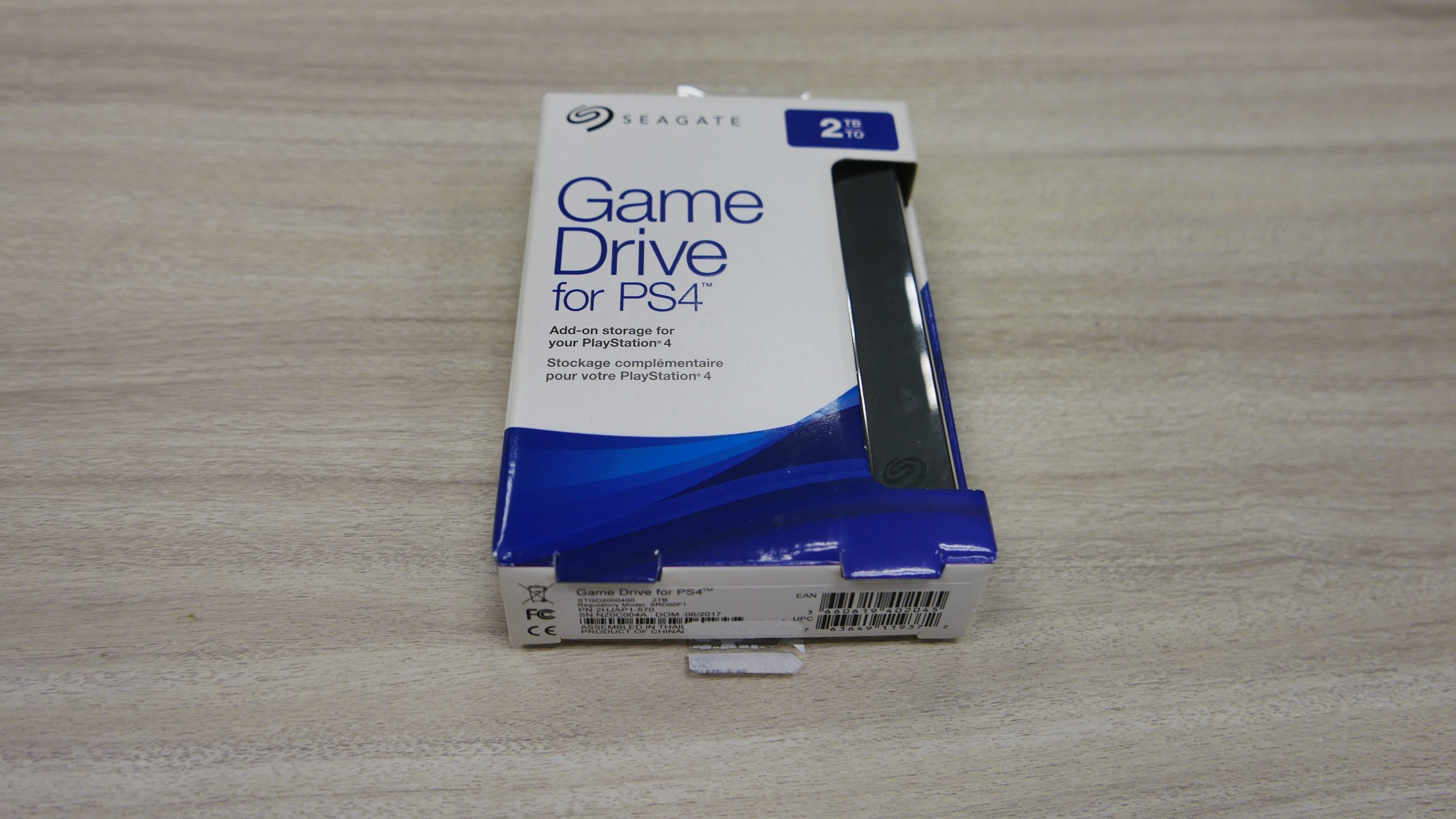 Game Drive for PS4 - 01
