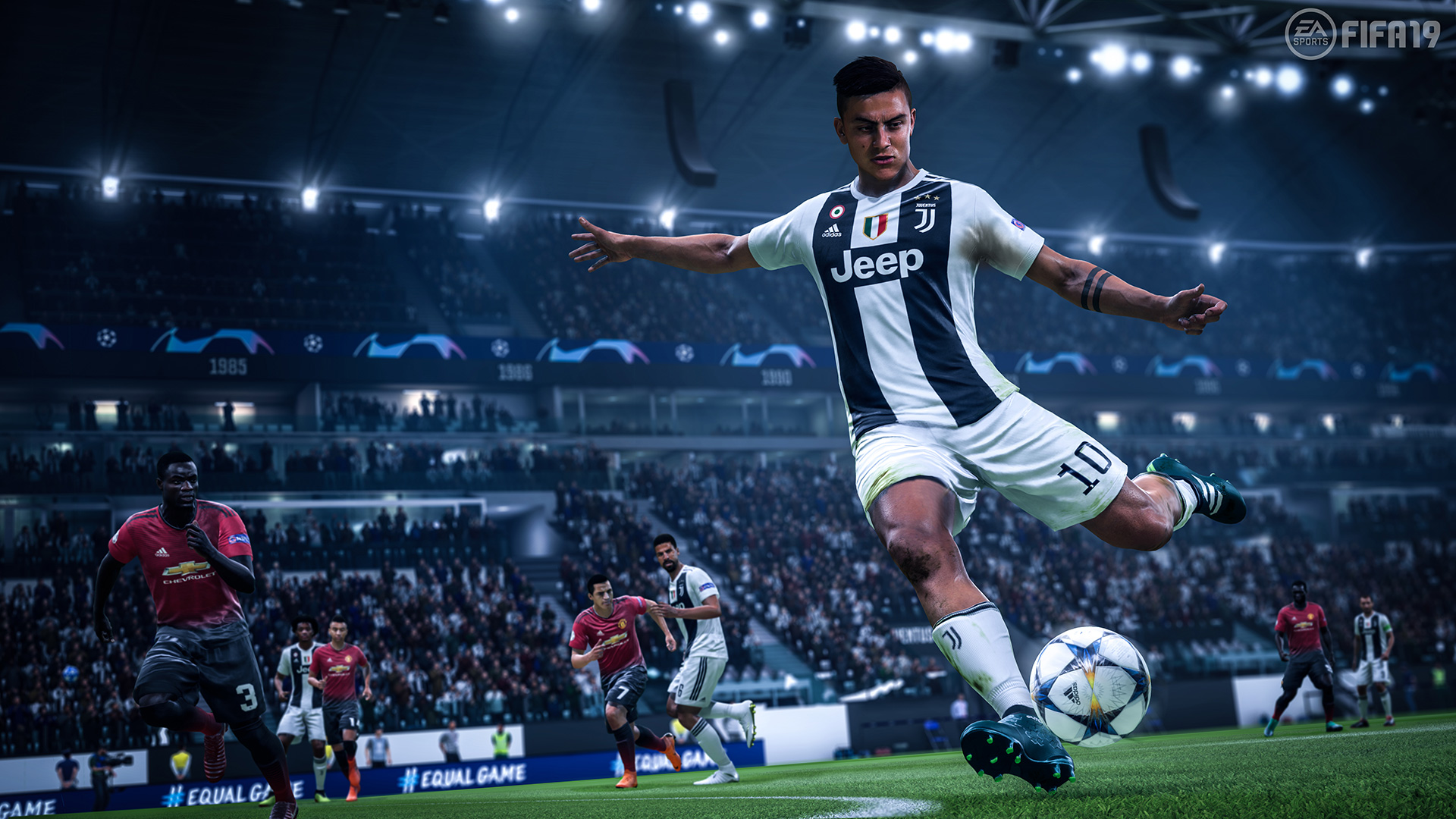 FIFA 19 - Timed Finishing