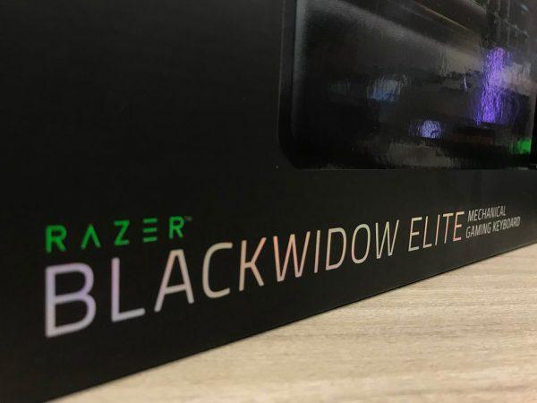 Razer BlackWidow Elite - Review 05