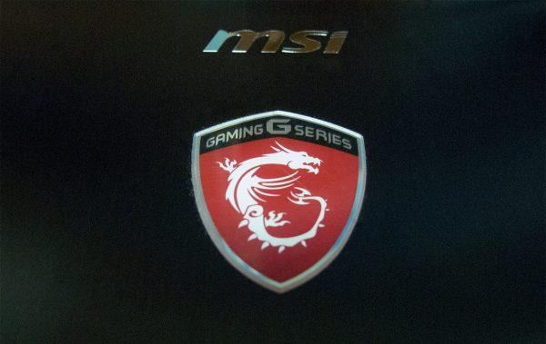 msi gt73vr 6rf titan pro logo