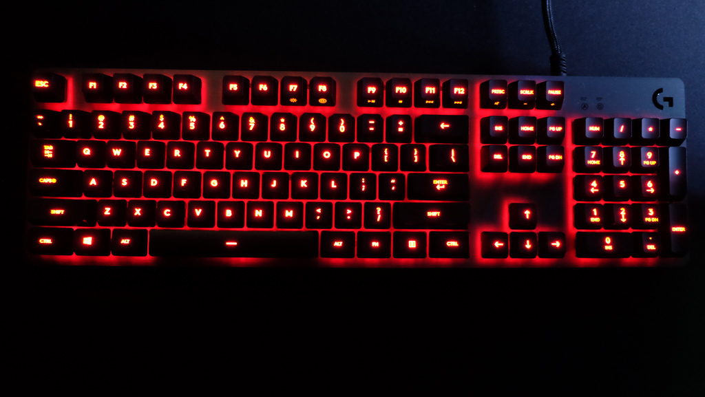Review - The Logitech G413 Gaming Keyboard is a Minimalist