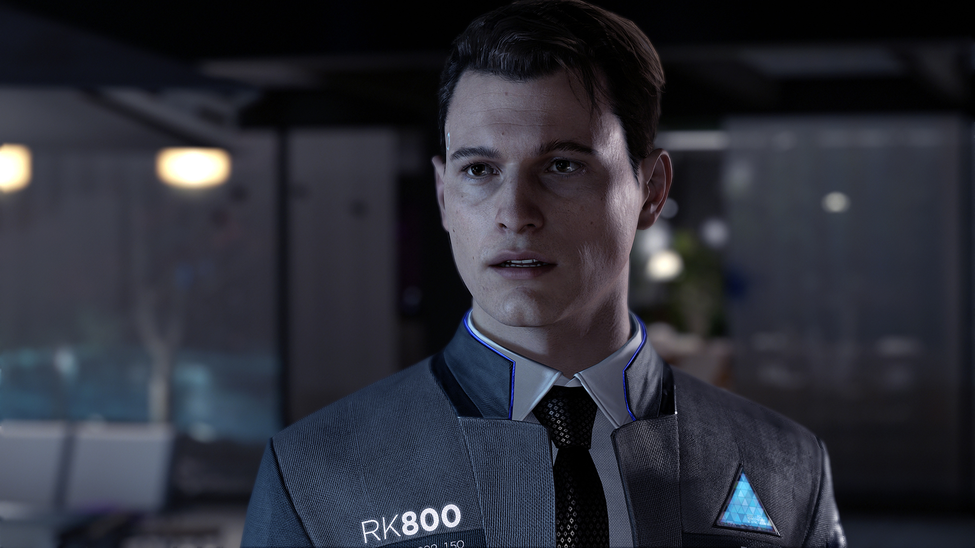 Detroit: Become Human - e3 2017 demo 03