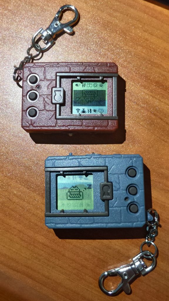 Digimon Ver.20th - vpet