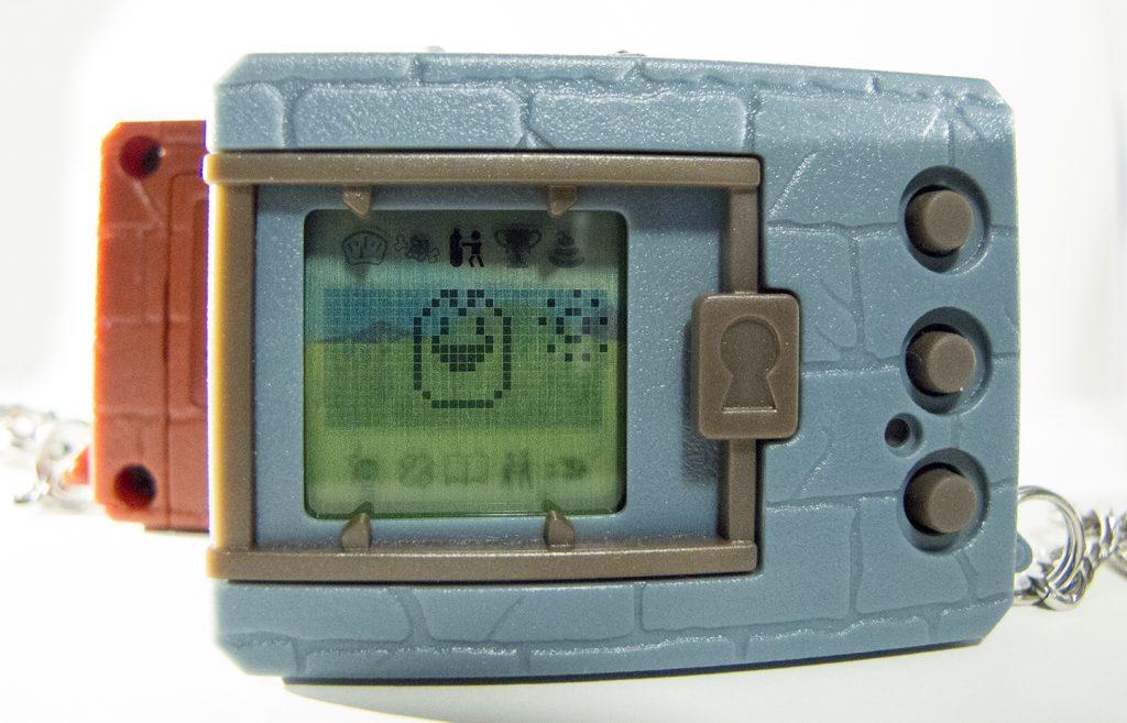 Digimon Ver.20th - koromon