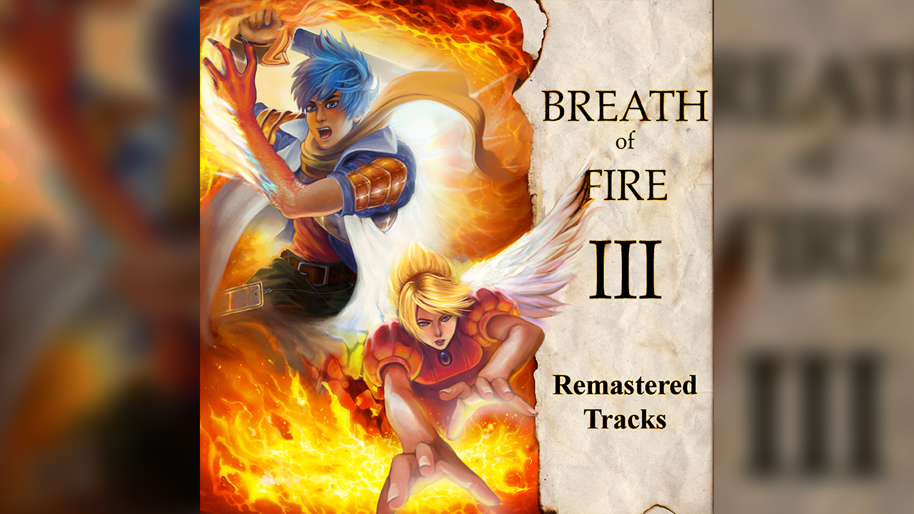 breath of fire iii remastered tracks