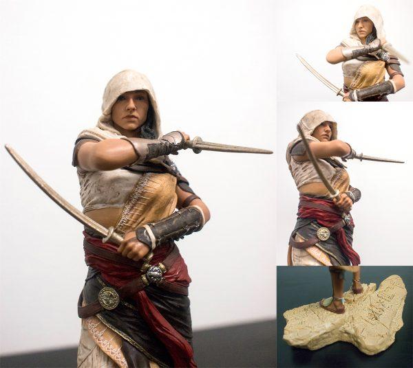 assassin's creed: origins collectibles aya