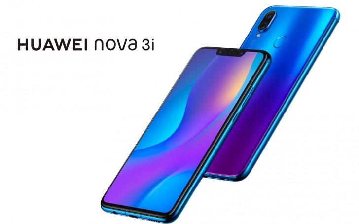 Huawei Nova 3i 19/07/18 01