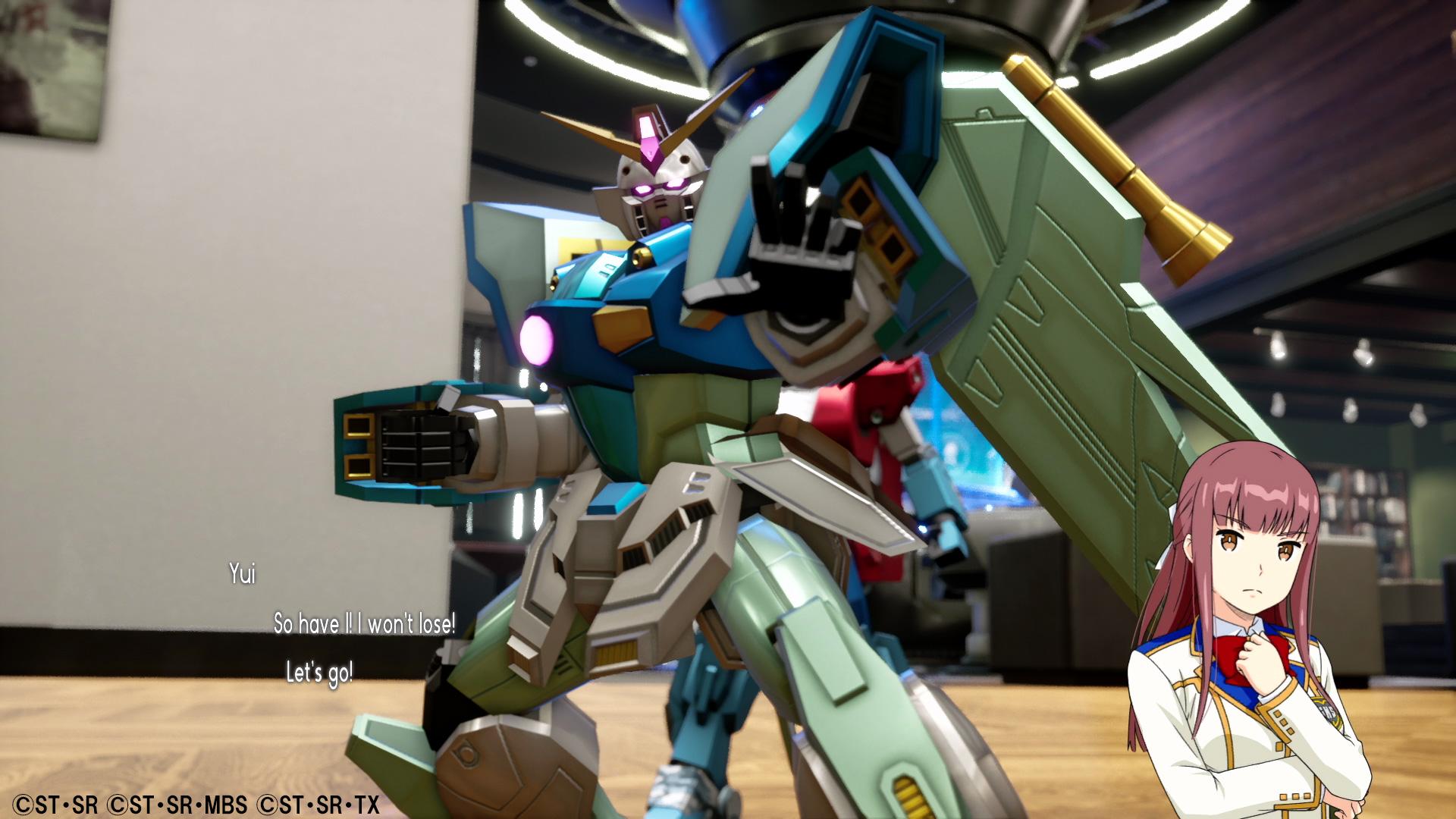 New Gundam Breaker - Review 01