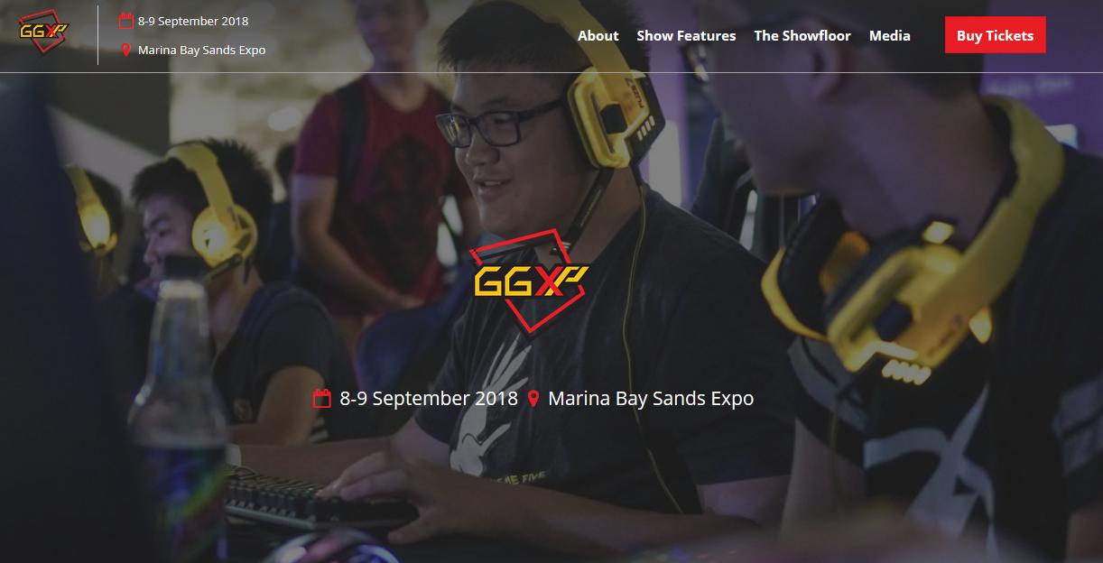 GGXP 2018