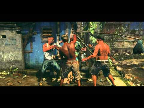 Trailer Max Payne 3 Official Trailer 2 Gameaxis