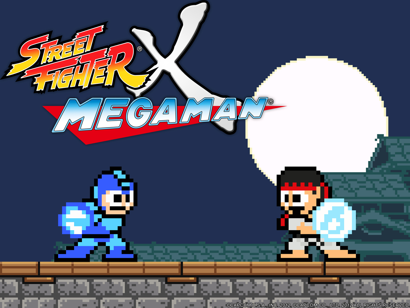 Review Street Fighter X Mega Man Pc Gameaxis