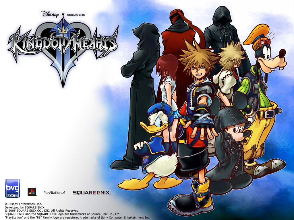 Kingdom Hearts Ps2 Will Be Remixed For The Ps3 Gameaxis