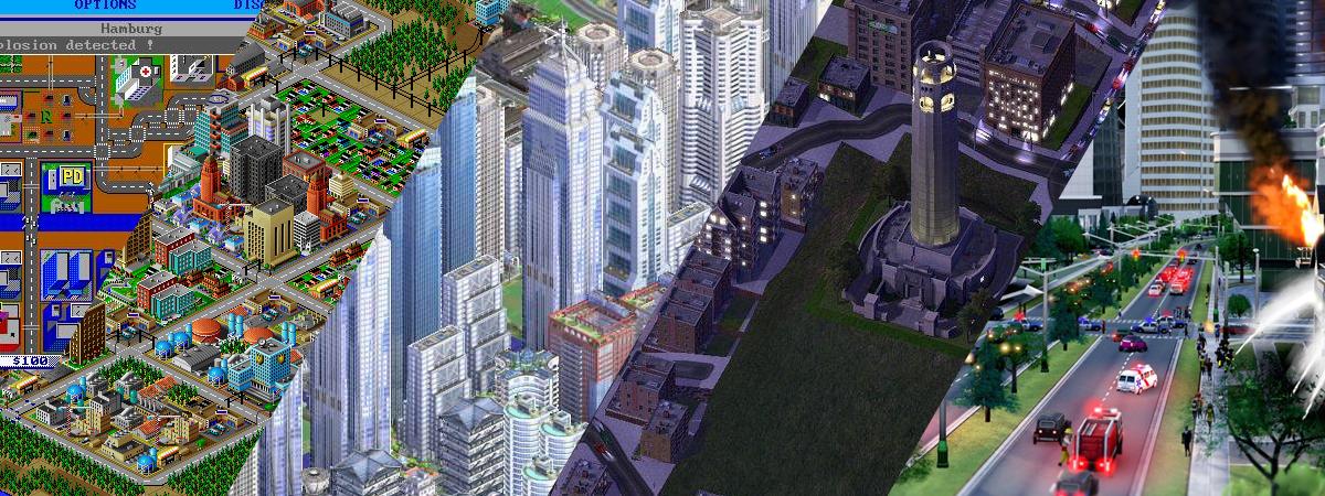 Reticulating Splines: A SimCity Retrospective - GameAxis