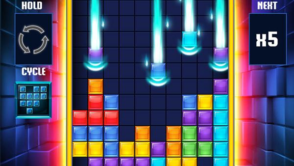 Robots Gone Bad - Tetris Blitz