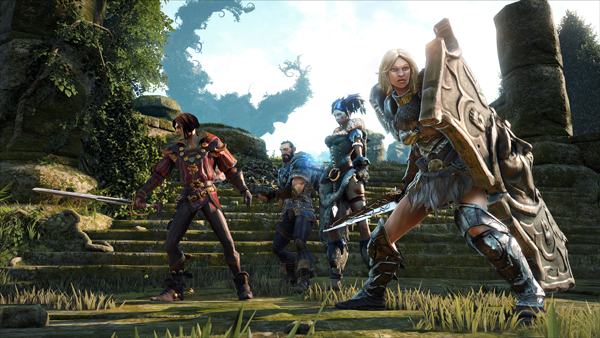 Fable Legends announce