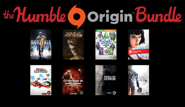 Humble Origin Bundle