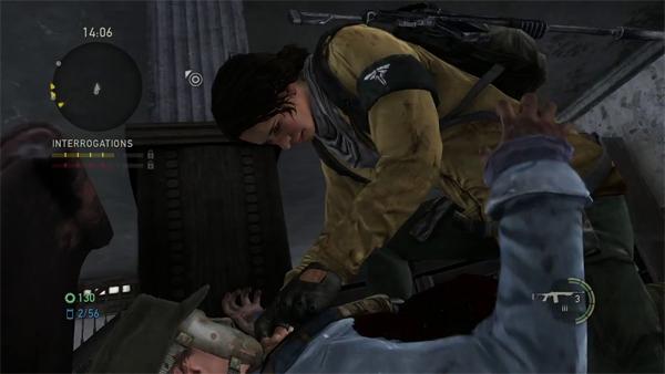 The Last of Us - interrogation