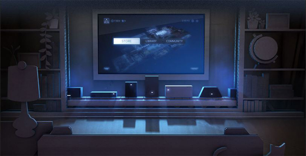 Valve's Steam Machines announcement