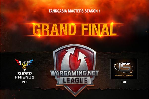 TanksAsia Masters Season 1 Grand Final