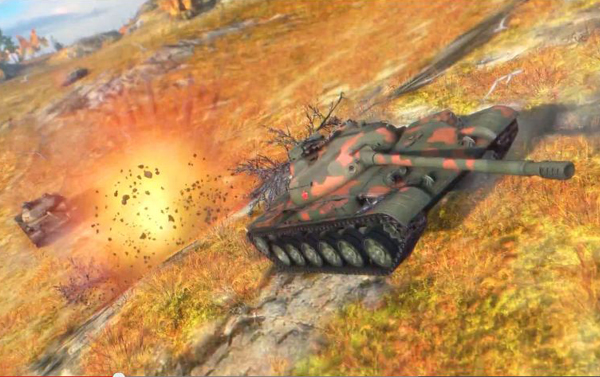 World of Tanks Update 8.8