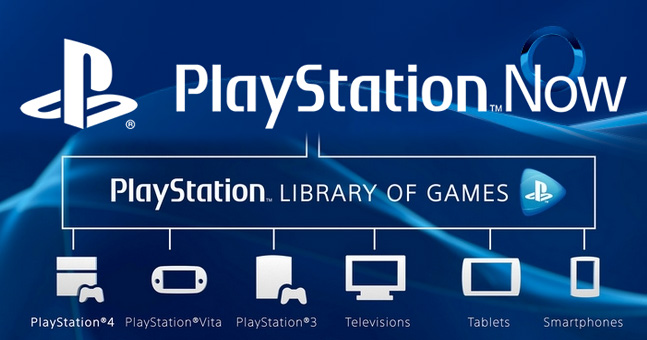 Sony's PlayStation Now Cloud Gaming Service Taking Shape ...