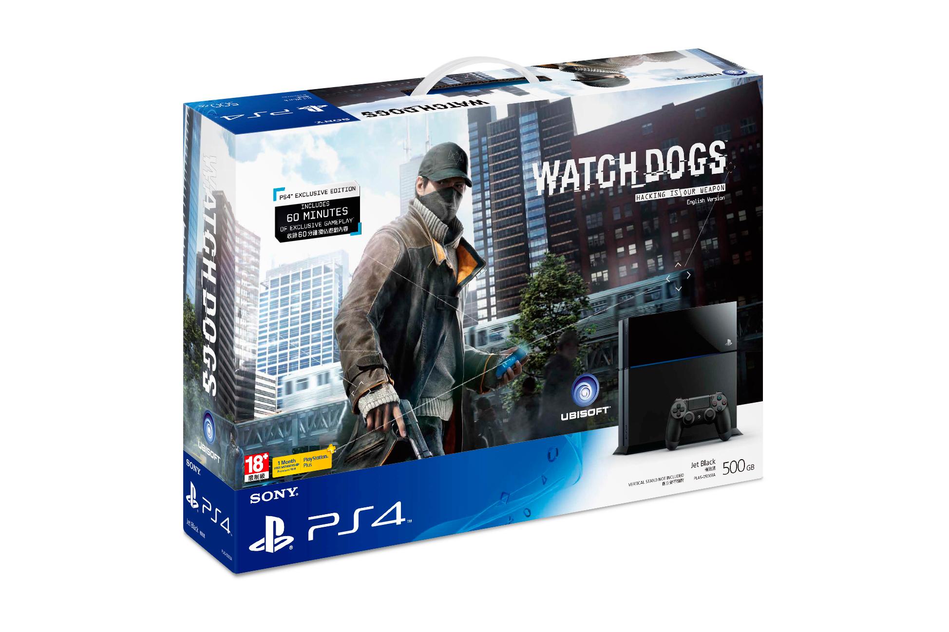 Watch Dogs  Ps Pro Bundle