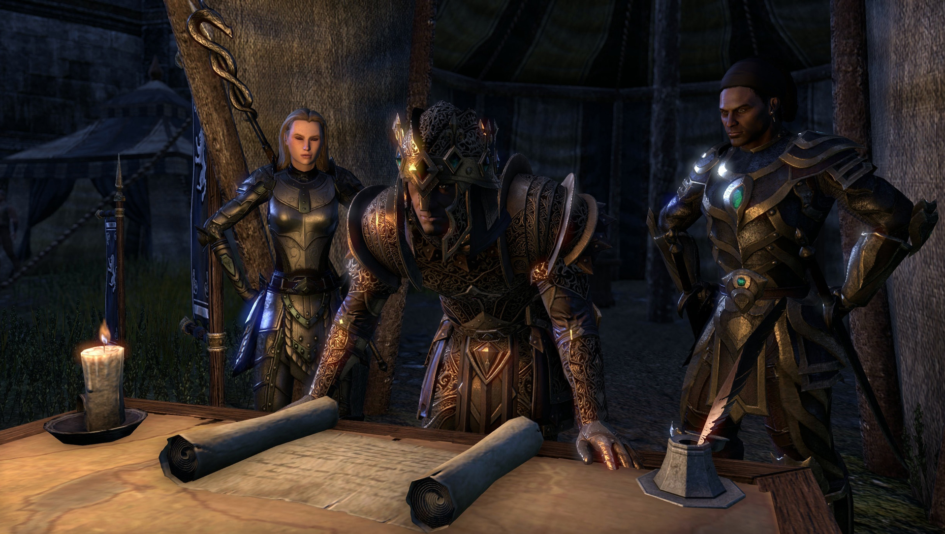 Review: The Elder Scrolls Online (PC) - GameAxis