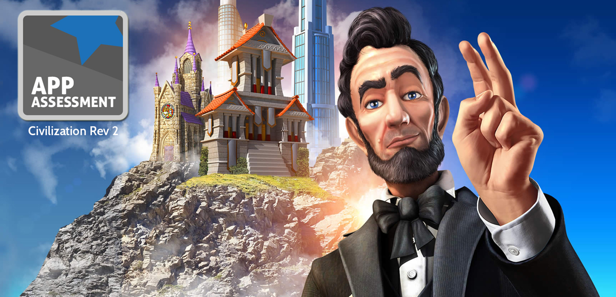 App Assessment: Civilization Revolution 2 (iOS) - GameAxis