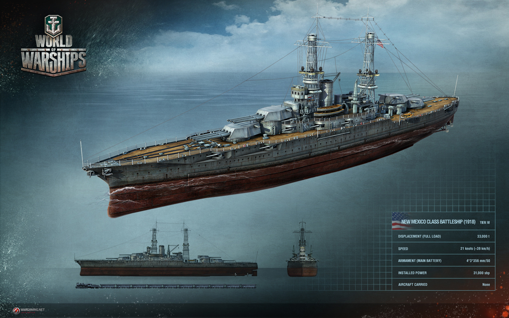 E3 2014: World of Warships First Look - GameAxis