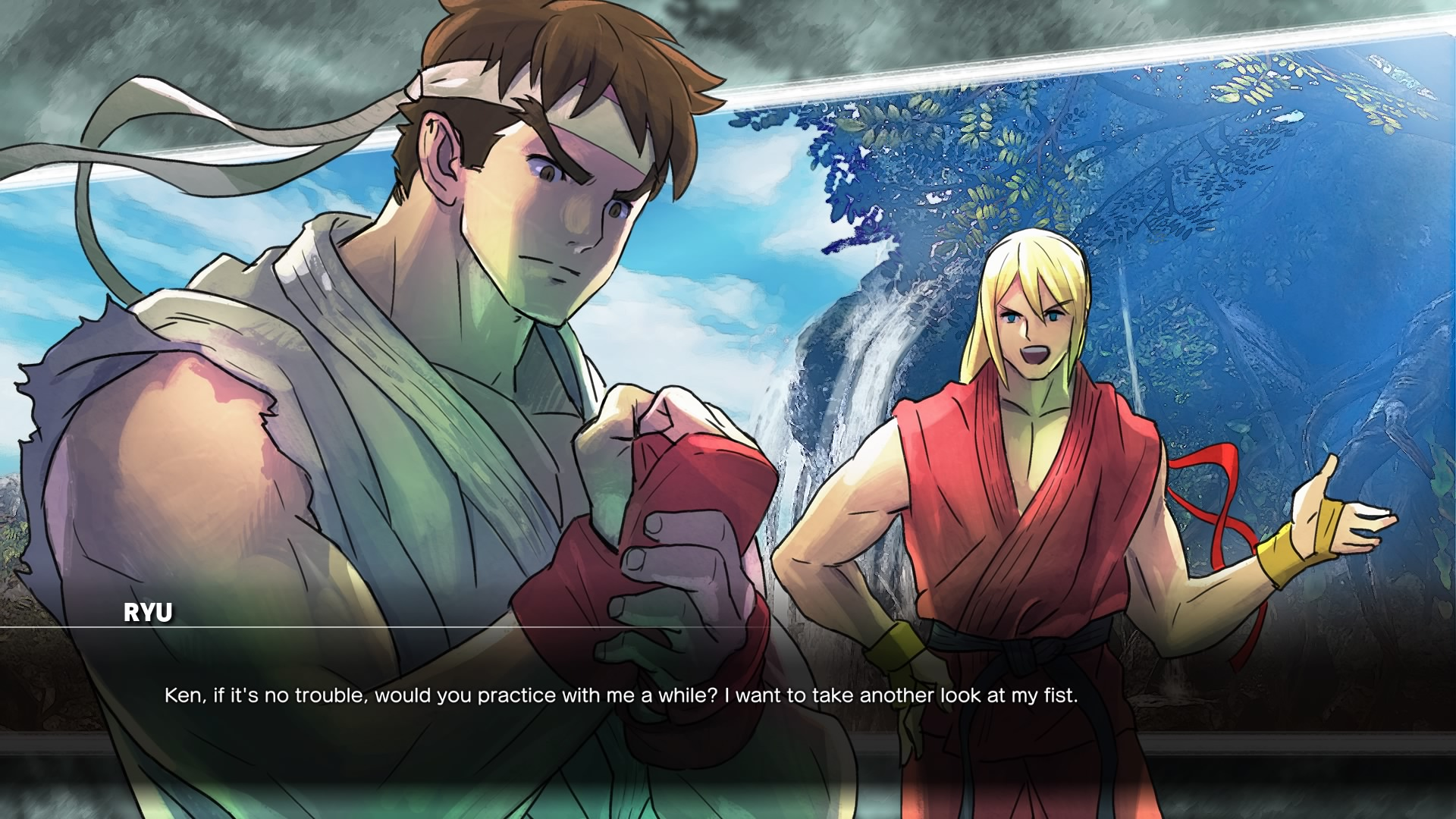 Review: Street Fighter V (PS4) - GameAxis