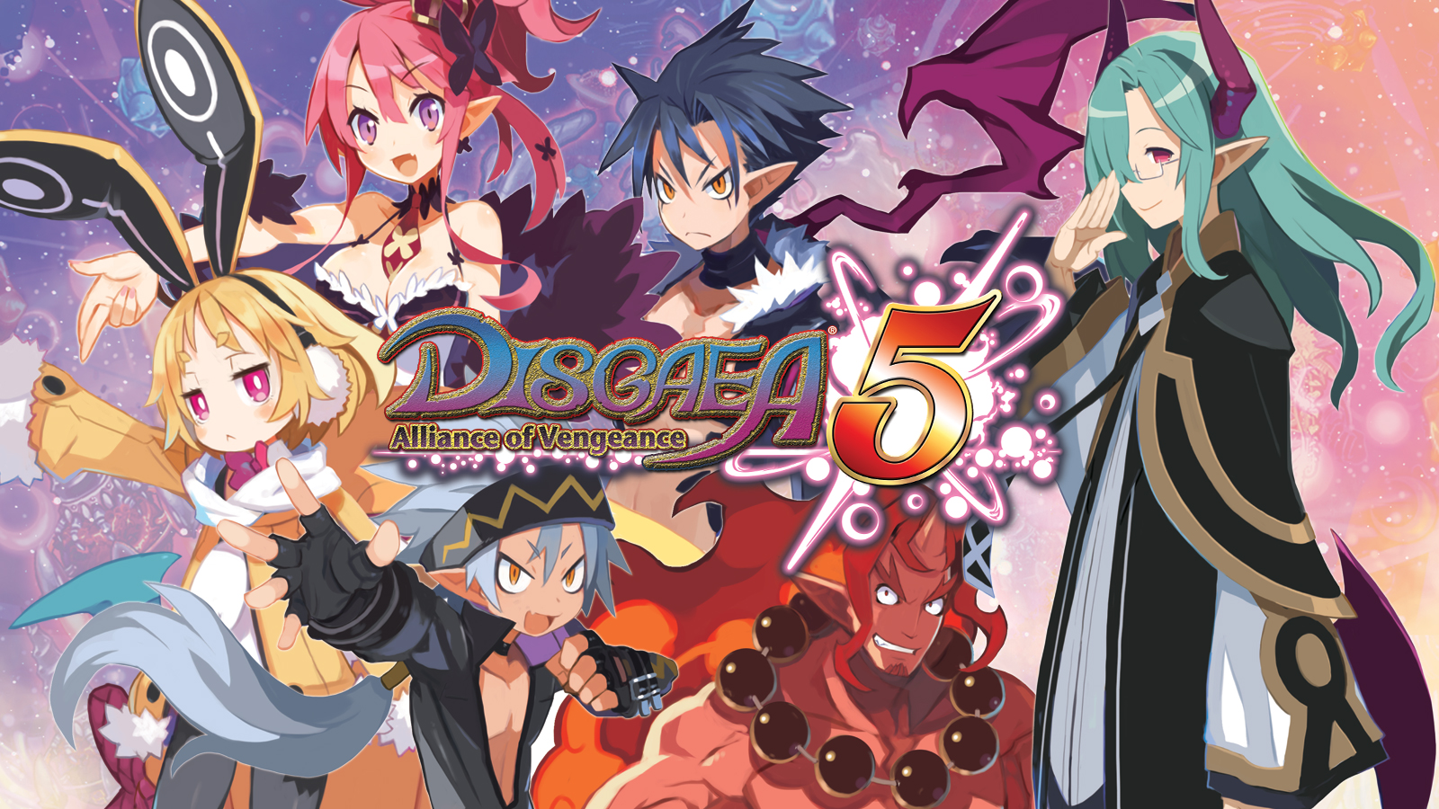 Review: Disgaea 5 Alliance of Vengeance (PS4) - GameAxis