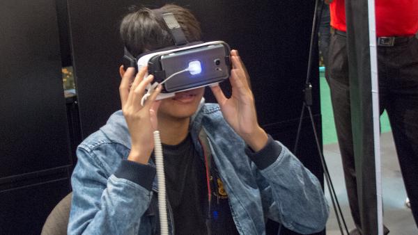 Campus Game Fest 2016 - Samsung Gear VR