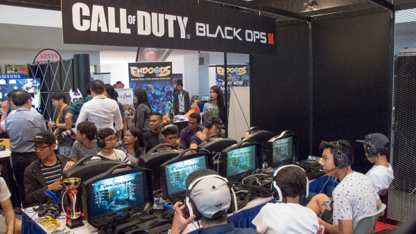 Campus Game Fest 2016 - Call of Duty Black Ops III