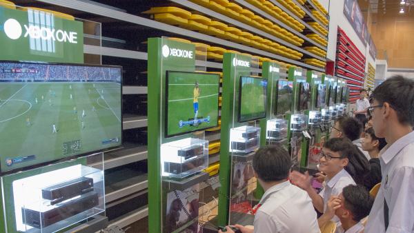 Campus Game Fest 2016 - FIFA 16