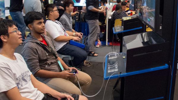 Campus Game Fest 2016 - Street Fighter