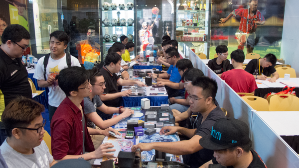 Campus Game Fest 2016 - YuGiOh