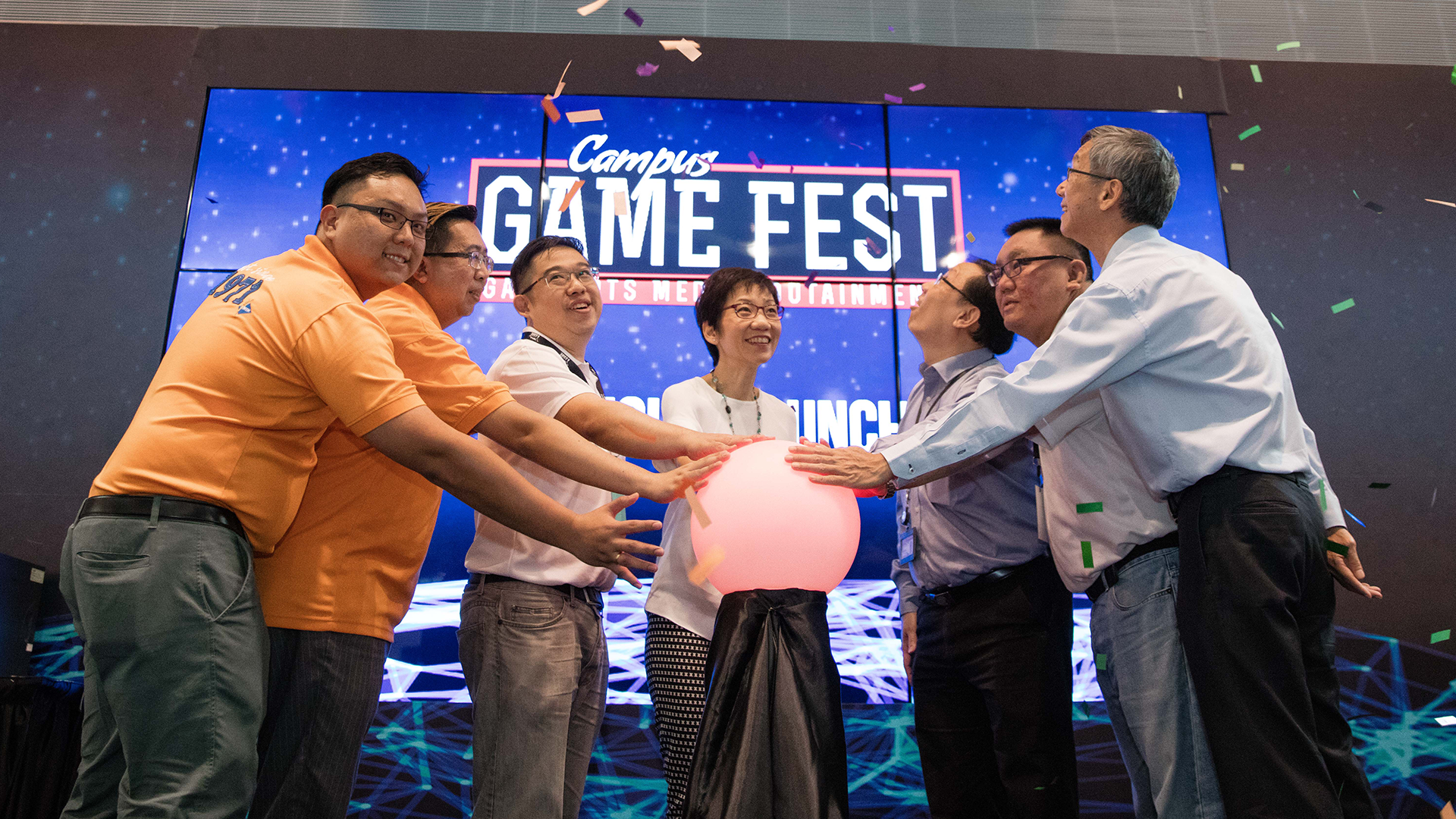 Campus Game Fest 2016 - Opening